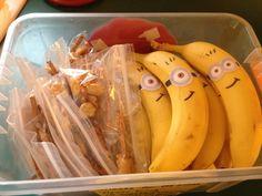 Preschool snacks!