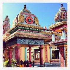 Temple Tamoul, #ilemaurice