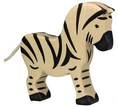 HolzTiger Zebra - myriad natural toys & crafts