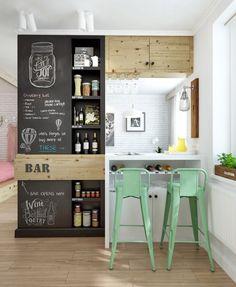 마니아 컬럼(리빙) > 카페 같은 주방