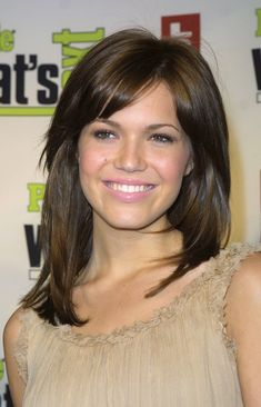 Mandy Moore on Her Hair Routine and Her Favorite Hairstyles