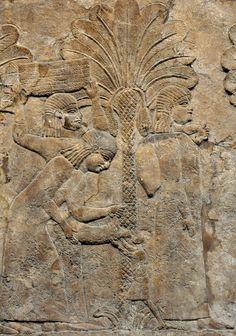 Nineveh Sennacherib Chaldaeans or Arameans