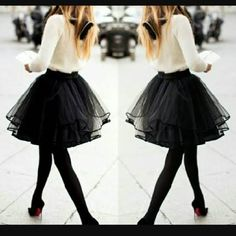 tulle skirts - Google Search