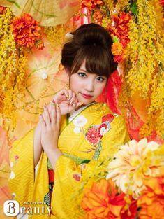"ka-go-me: ""Yellow Pepper Sunshine """