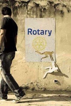 Rotary helps