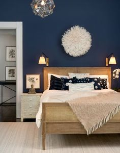 From rich navy to soft gray, these are the colors @theexchange says will be trending in home design during 2017.