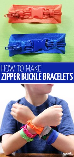How to Make a Zipper Bracelet - Travel Fidget toy * Moms and Crafters Homemade Fidget Toys, Diy Fidget Toys, Diy Toys, Fidget Tools, Cool Gifts For Women, Gifts For Mom, Zipper Bracelet, Travel Toys, Fun Crafts For Kids