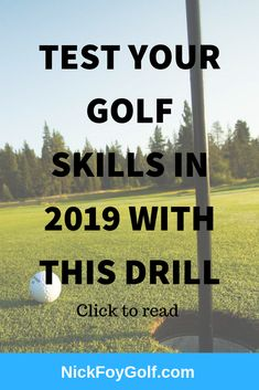 Golf Swing Drills Try these golf drills for putting, chipping, swing, and short game to test your skills. Its a golf assessment to give you feed back on how you can improve. Best Golf Clubs, Golf Practice, Golf Tips For Beginners, Golf Lessons, Putt Putt, Golf Accessories, Golf Fashion, Sport, Improve Yourself