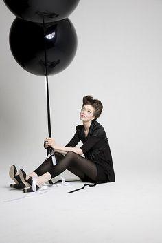 balloons fashion photography - photo #43