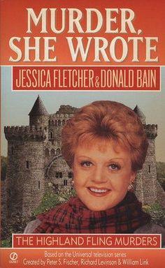 Murder, She Wrote: Highland Fling Monsters