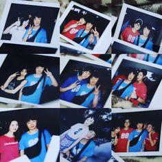 Staff(?)'s polaroids from Reply 1988 Phuket vacation