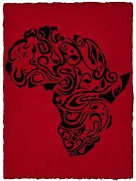 Africa by BlackHug Black Tattoos, New Tattoos, Cool Tattoos, Tatoos, Afrika Tattoos, African Tribal Tattoos, Tattoo Designs, Tattoo Ideas, Photoshop Cs5