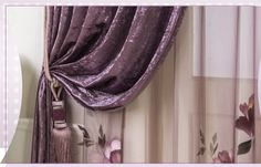 Window shades tend to give your home a vintage feel and have been characteristic features of many houses. Curtains & drapes will add elegance and class to your too. Therefore, take no time and order curtains online for your house. Extra Wide Curtains, Cool Curtains, Custom Made Curtains, Through The Window, Blackout Curtains, Decorating Your Home, Shades, Houses, Windows