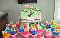 owl baby shower decorations - Yahoo Search Results Yahoo Image Search Results