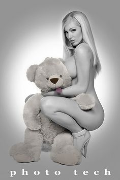 Wish I was that teddy!