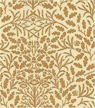 Acorns Wallpaper Brown / Cream - DIY221E