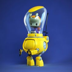Character & Toy Design by Shinbone Creative