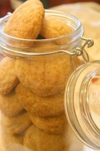 Amish Friendship Bread Snickerdoodle Cookies - have to get some starter started so I can try these & a whole bunch of other recipes!