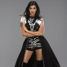 The official home of the latest WWE news, results and events. Get breaking news, photos, and video of your favorite WWE Superstars. Queen Of The Ring, Wwe News, Women's Wrestling, Wwe Superstars, Ladies Day, Skater Skirt, Photoshoot, Celebrities, Queens