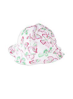 6dc1451fa61 Baby Girls + Accessories Fold up Hat Bright White knickers White Knickers