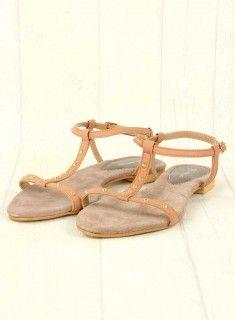 Riemchen-Sandalette Singapore Sling von Maluo - 65€ >>http://bit.ly/1hTGlOr