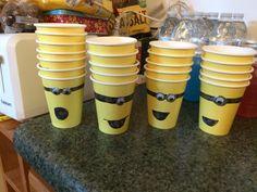 Minion cups