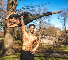 """1,205 Me gusta, 21 comentarios - Mike.Aidala (@mike.aidala) en Instagram: """"#tbt to the first day lifting @chelseykorus over my head a little over a year ago. This photo shoot…"""""""