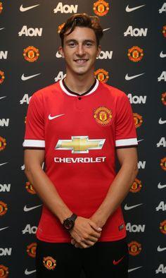 United sign Matteo Darmian