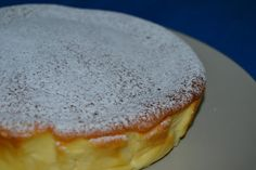 Mi taller de cocina: Pastel japones con tres ingredientes