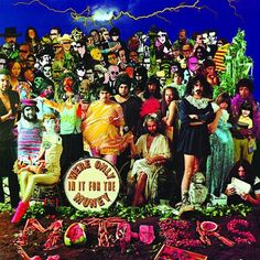 Frank Zappa And The Mothers Of Invention - We're Only In It For The Money on 180g LP