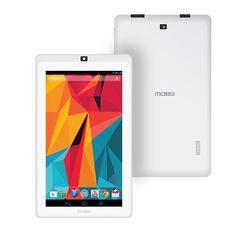 """TABLET MOBO MT7-421D BLANCA(ANDROID 4.2 / 7"""" / WIFI / DOBLE CAMARA )"""
