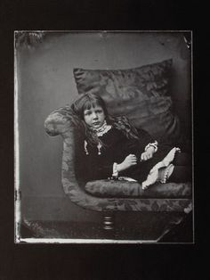 Lewis Carroll's photograph of Dorothy Kitchin (1879)