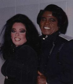 james brown and his wifes james brown and wife adrienne