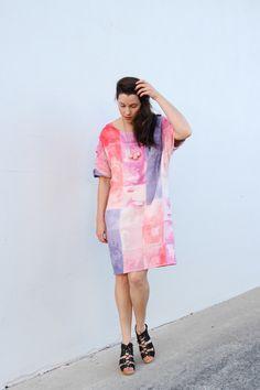 Ada Spragg: Republic du Chiffon dress pattern