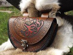 Dragon / Wyrm / Serpent   Celtic  Viking by BeastmanCaravan