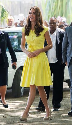 pCatherine, Duchess of Cambridge visits a cultural village on the Royal couple              /p