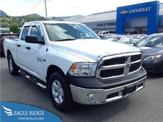 2014 RAM 1500  4WD 5.7L HEMI V8 Auto w/ Bedliner for sale at Eagle Ridge GM in Coquitlam, near Vancouver!  http://eagleridgegm.com http://facebook.com/eagleridgegm http://twitter.com/eagleridgegm
