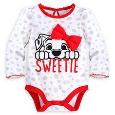 101 Dalmatians Disney Cuddly Bodysuit for Baby