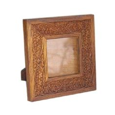 Square Carved Photoframe - Photo Frames - Product - Trade Aid