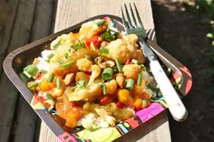 Best of Long Island and Central Florida: KUNG PAO CAULIFLOWER