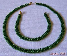 A M B R U S V A L I - 2. Szettek - Zöld gyöngyszalag szett