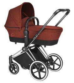 Eltern denen Stil sehr wichtig ist, sollten den Cybex Priam Kinderwagen haben