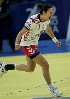 The Best Female Handball Player in the World http://www.airserbia.com/en/home/main_menu/travel_info/airserbia_review/mart_2014/andrea_lekic_03_2014.html