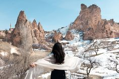 The best places for photography in Turkey including Cappadocia, Turkey via @StephBeTravel | TravelBreak.net