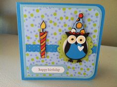2step owl punch / Stampin up - http://christinabrashears.stampinup.net