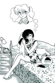 Thinking about you, Inuyasha ^_^ ^.^ ♡