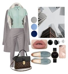 """AW"" by alealexa0567 on Polyvore featuring Rebecca Minkoff, CLUSE, Burberry, River Island, WtR and Jaeger"
