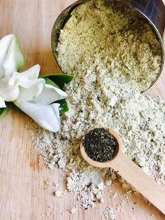 Ubtan Matcha Green Tea Green Tea Face Mask Cleansing Grains Face Scrub Natural Face Mask Natural Skincare Soapless Cleanser by LapothicairePlushCo on Etsy Face Mask For Pores, Mask For Oily Skin, Skin Mask, Natural Face, Natural Skin Care, Green Tea Face, Baking Soda Shampoo, Mini Donuts, Homemade Face Masks