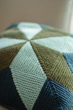 Ravelry: Galaxy Pillow pattern by Veronik Avery