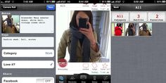 yes! just downloaded this - cloth iphone app organizes outfits. on sale for $.99 on itunes!